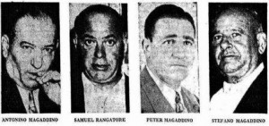 Buffalo Crime Family Members